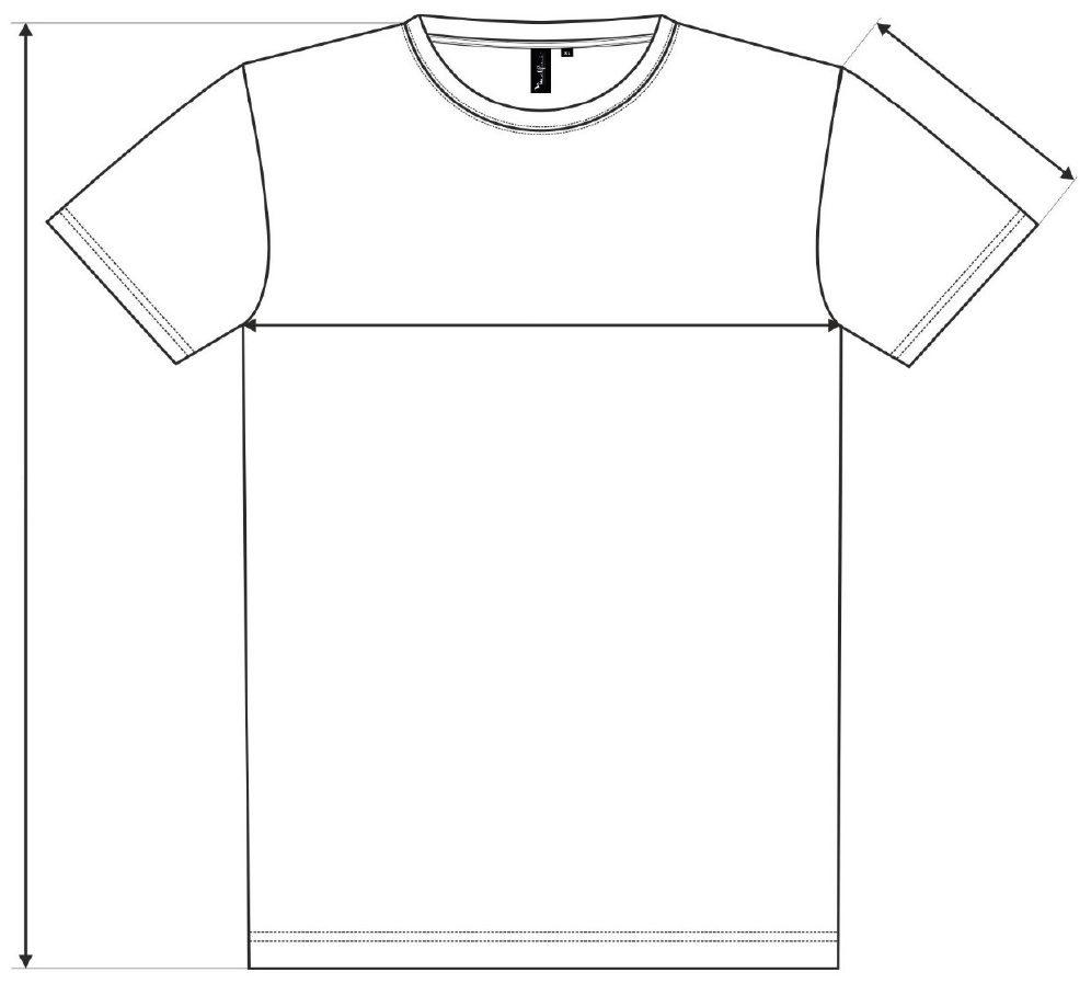 Pánské tričko Merino Rise