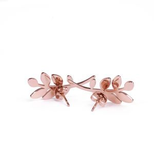 Leaves Rose Gold