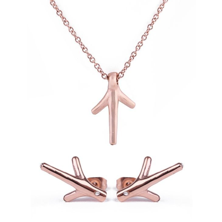 Twiggset Rose Gold