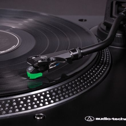 Audio-Technica AT-LP120XBT-USB BK