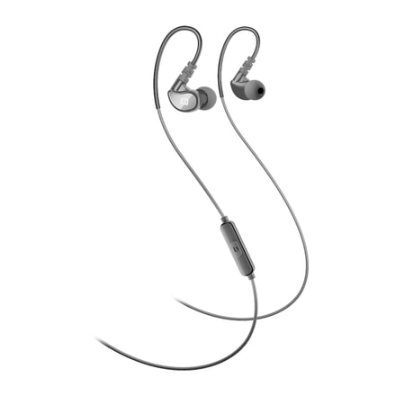 MEE audio X1 gray / black