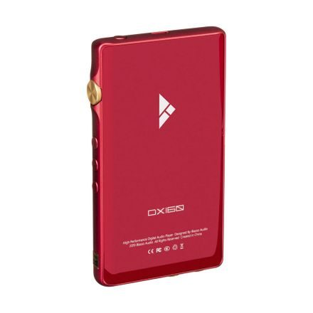 iBasso DX160 Red