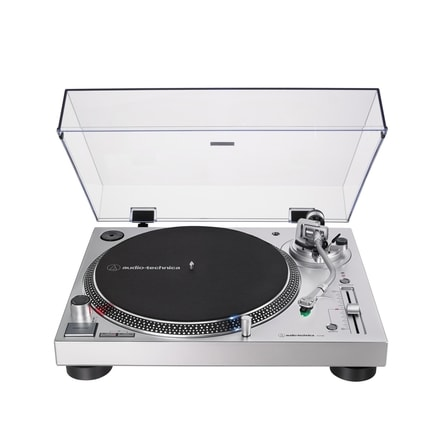 Audio-Technica AT-LP120x Silver