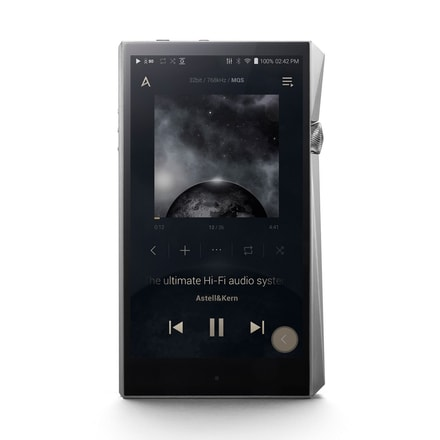 Astell&Kern A&ultima SP2000 Stainless Steel
