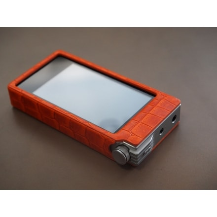 Astell&Kern AK100 II case, orange