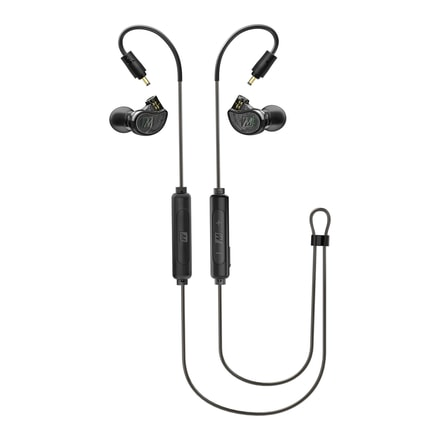 MEE audio M6 PRO 2nd Black Wireless Combo