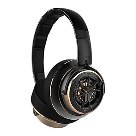 1MORE Triple Driver Over-Ear Gold