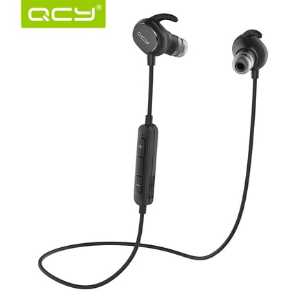 QCY Phantom black (QY19)