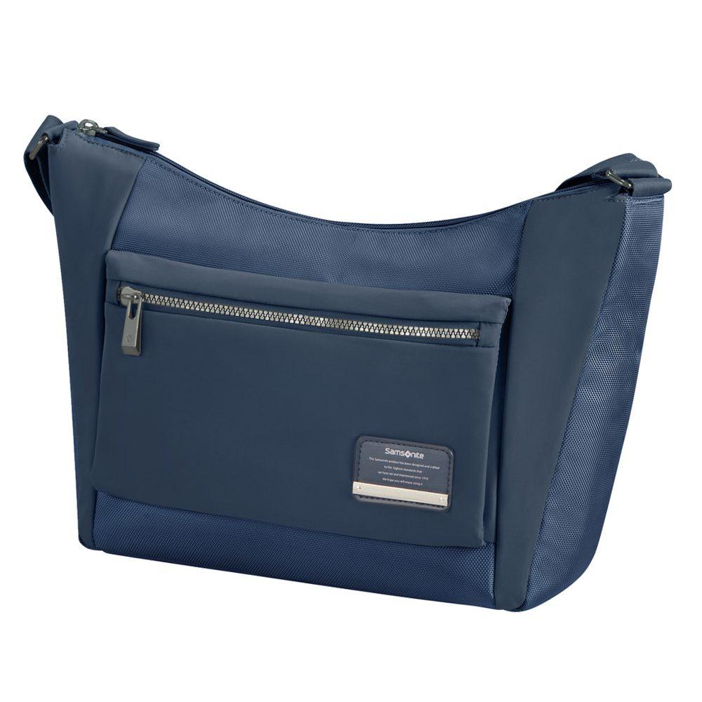 Samsonite Dámská kabelka přes rameno Openroad Chic M - modrá