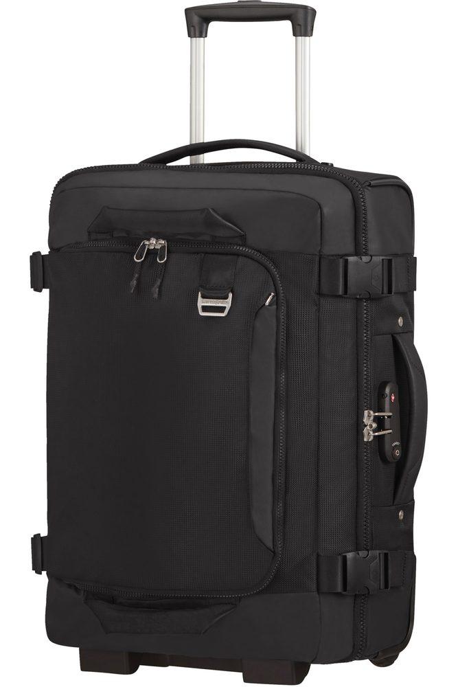 Samsonite Cestovní taška na kolečkách Midtown 43 l - černá