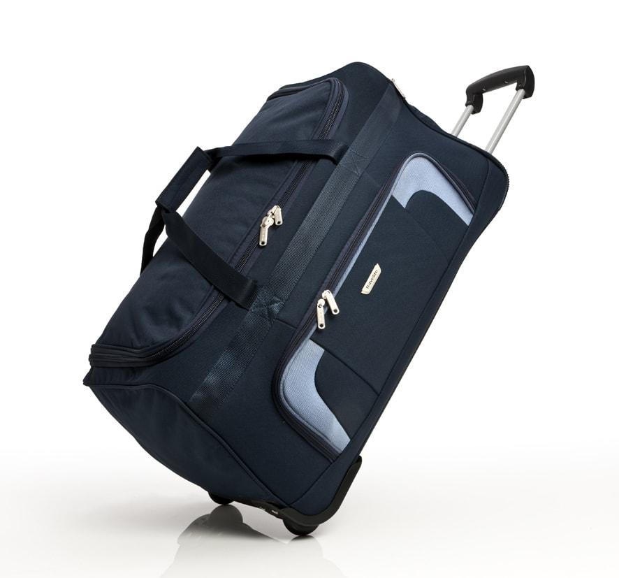 Travelite Cestovní taška na kolečkách Orlando Travel Bag 2w Navy 73 l