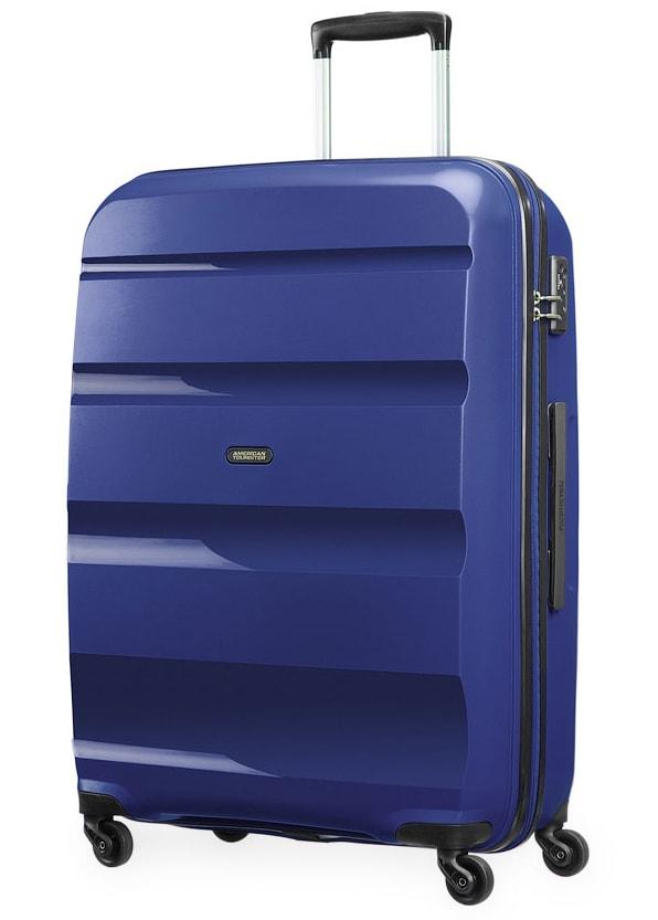 American Tourister Cestovní kufr Bon Air Spinner 85A 91 l - tmavě modrá
