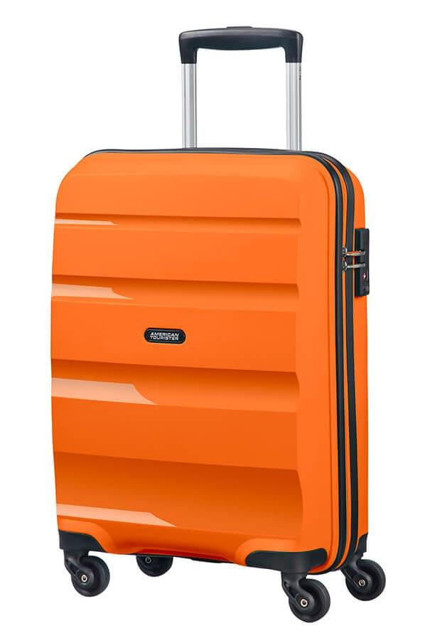 American Tourister Kabinový cestovní kufr Bon Air Spinner 85A 31,5 l - oranžová