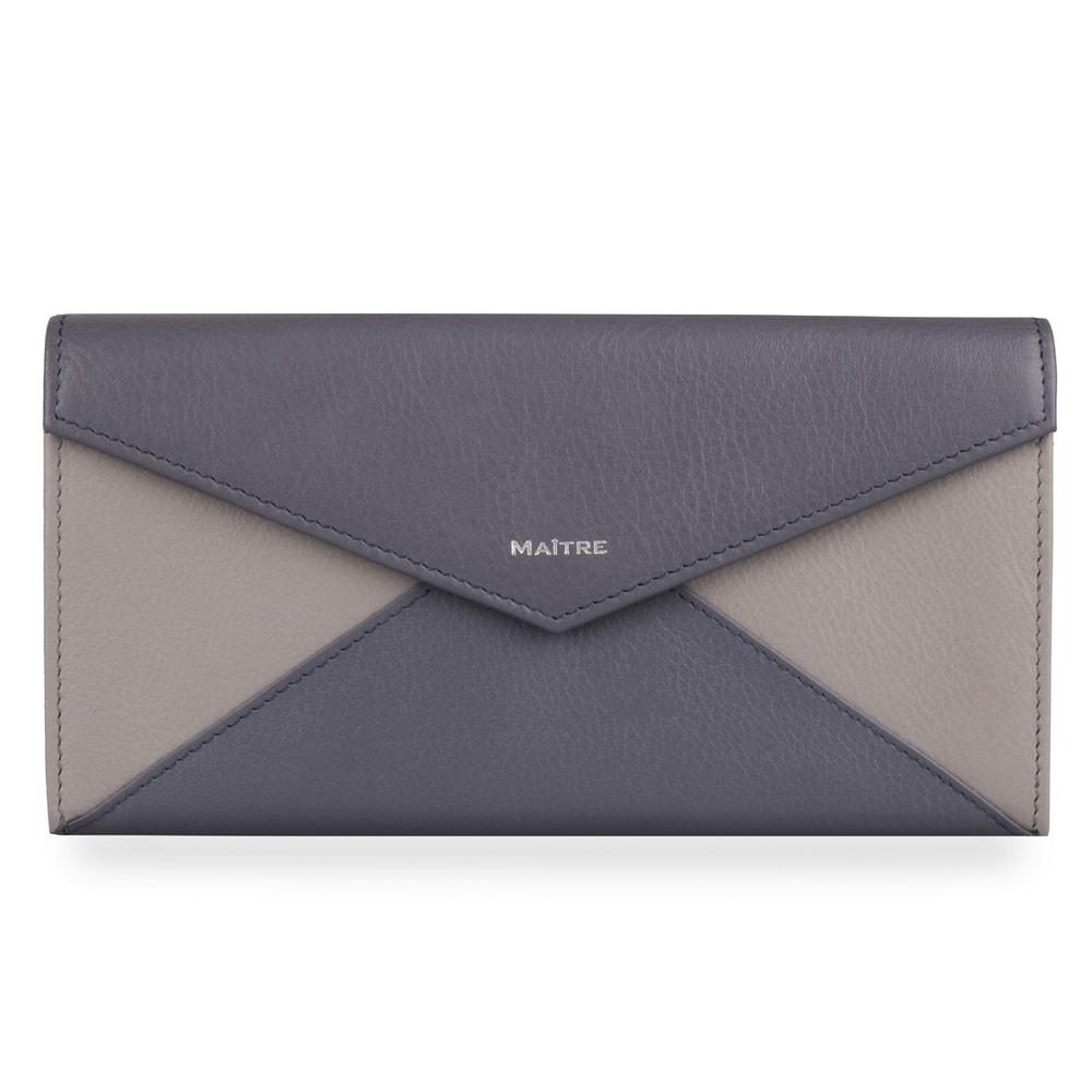 Maitre Dámská kožená peněženka Kulz Diedburg 4060001560 - modrá