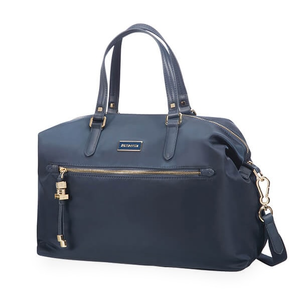 Samsonite Cestovní taška Karissa Duffle 34N - tmavě modrá