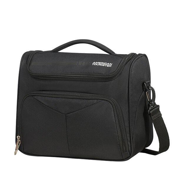American Tourister Kosmetický kufřík Summerfunk 16,5 l - černá