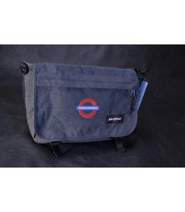 EASTPAK Pánská taška přes rameno Delegate Black Denim Podzemgang EP07677H