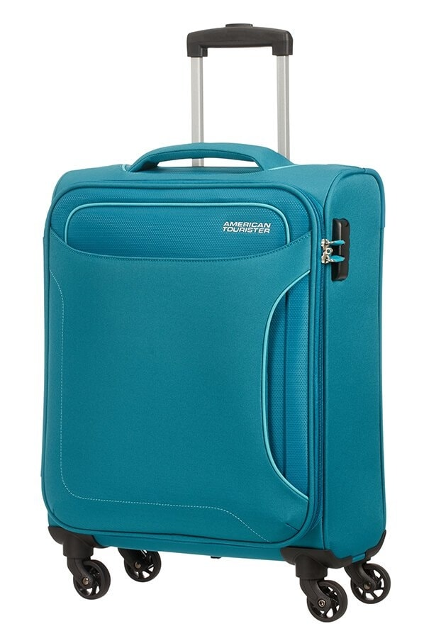 American Tourister Kabinový cestovní kufr Holiday Heat Spinner 50G 38 l - tyrkysová