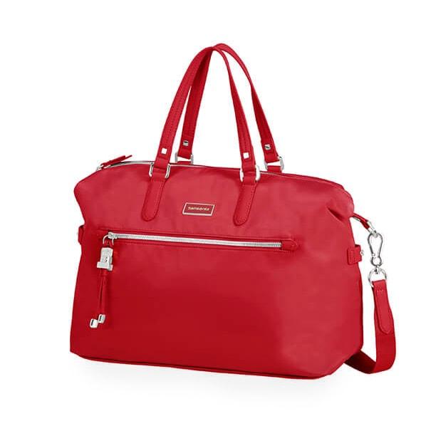 Samsonite Cestovní taška Karissa Duffle 34N - červená