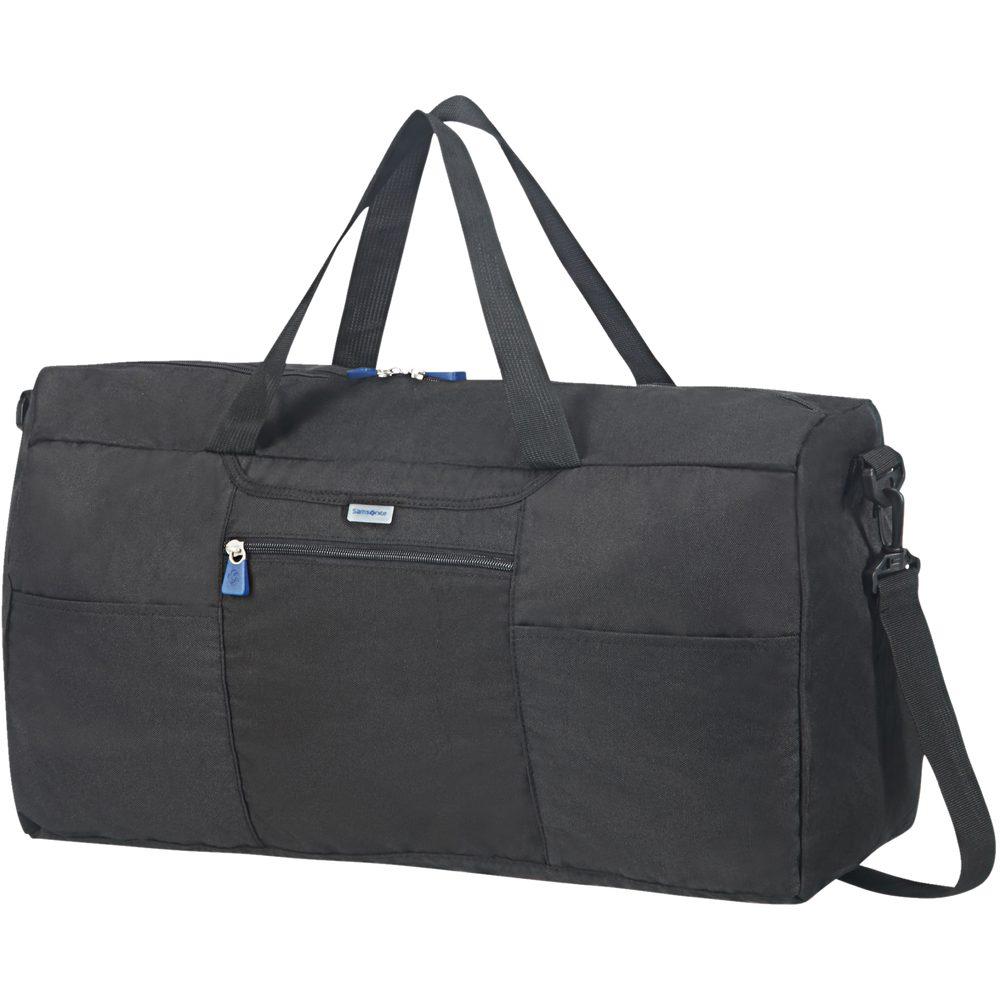 Samsonite Skládací cestovní taška - černá