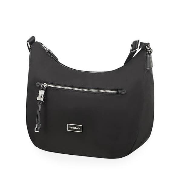 Samsonite Dámská kabelka přes rameno Karissa Hobo Bag 34N - černá