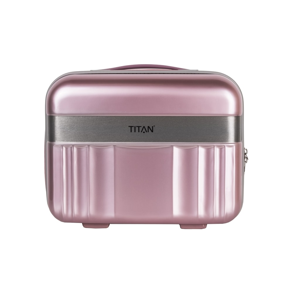 Titan Kosmetický kufřík Spotlight Flash Beauty case Wild rose