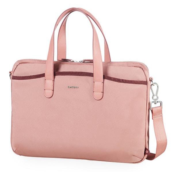 """Samsonite Dámská taška na notebook Nefti 15.6"""" - růžová"""