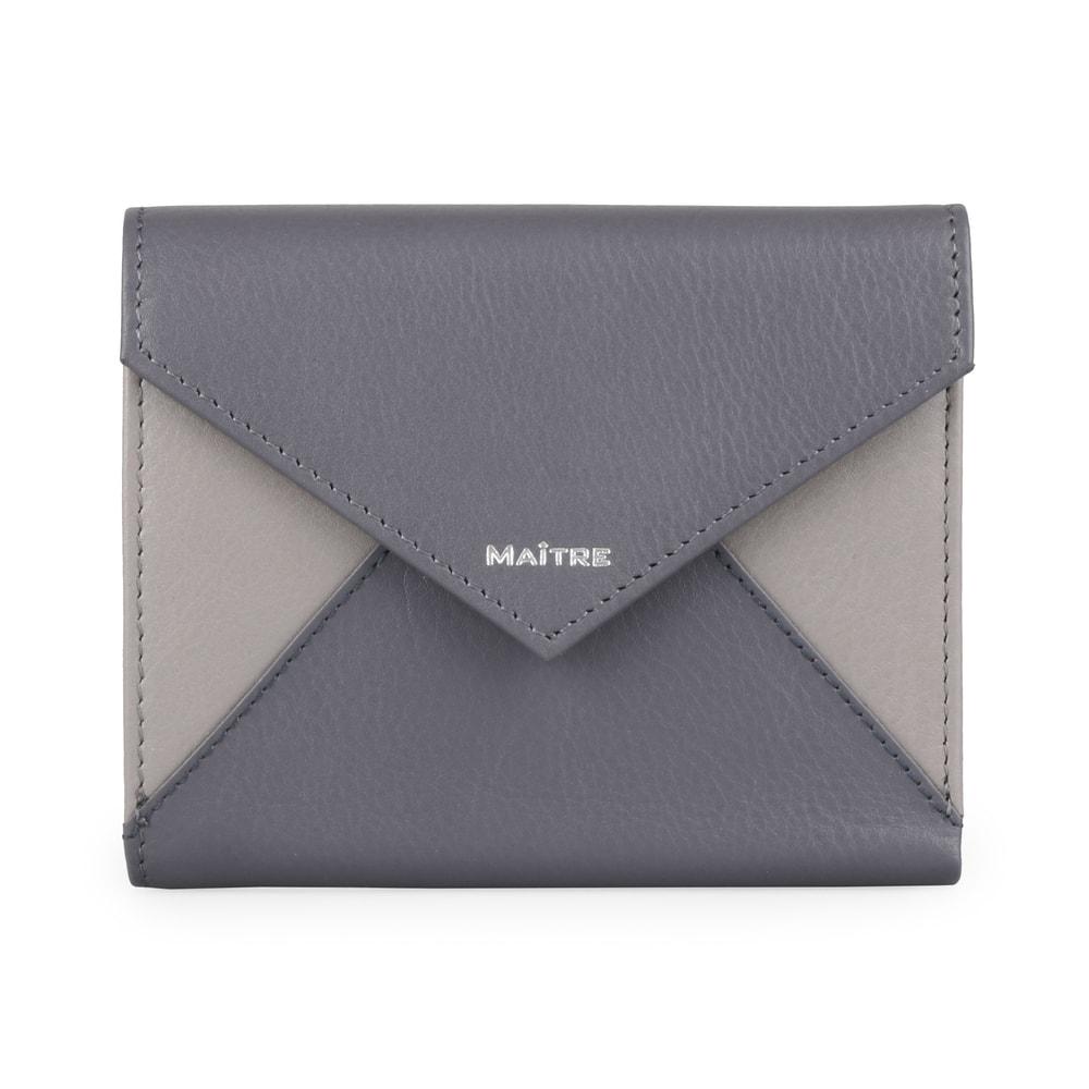 Maitre Dámská kožená peněženka Kulz Dalene 4060001559 - modrá