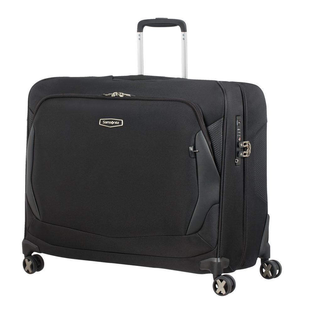 Samsonite Látkový cestovní kufr na oblečení X'Blade 4.0 63,5 l - černá