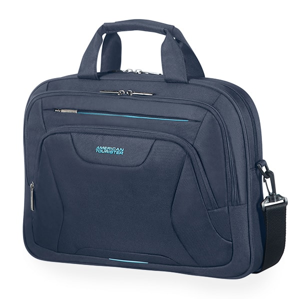 "American Tourister Taška na notebook At Work Laptop Bag 33G 15 l 15.6"" - modrá"