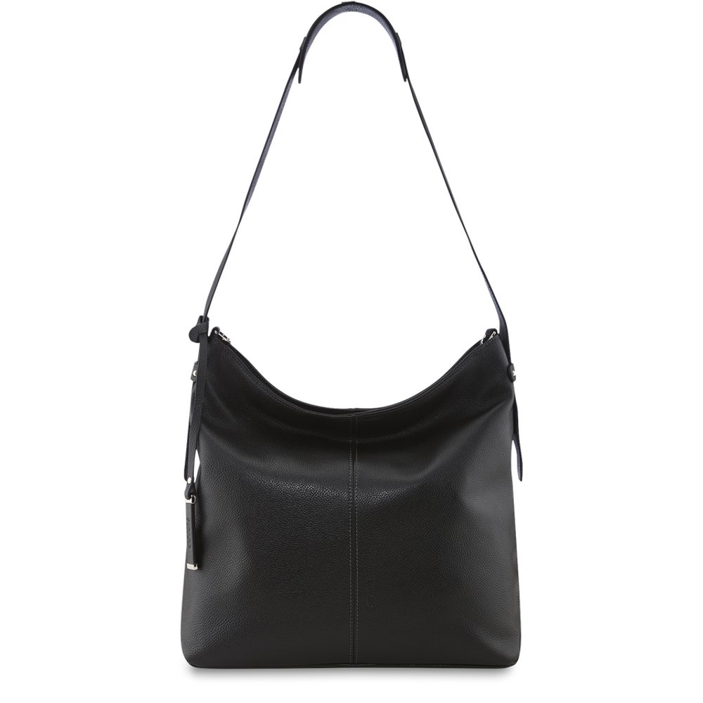 Picard Dámská kožená kabelka přes rameno Daily 8762 - černá