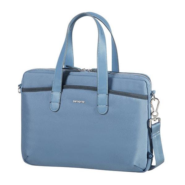 """Samsonite Dámská taška na notebook Nefti 13.3"""" - modrá"""
