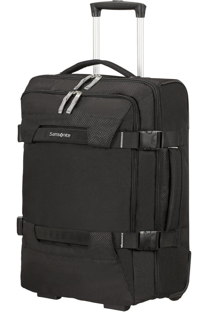 Samsonite Cestovní taška na kolečkách Sonora 48 l - černá