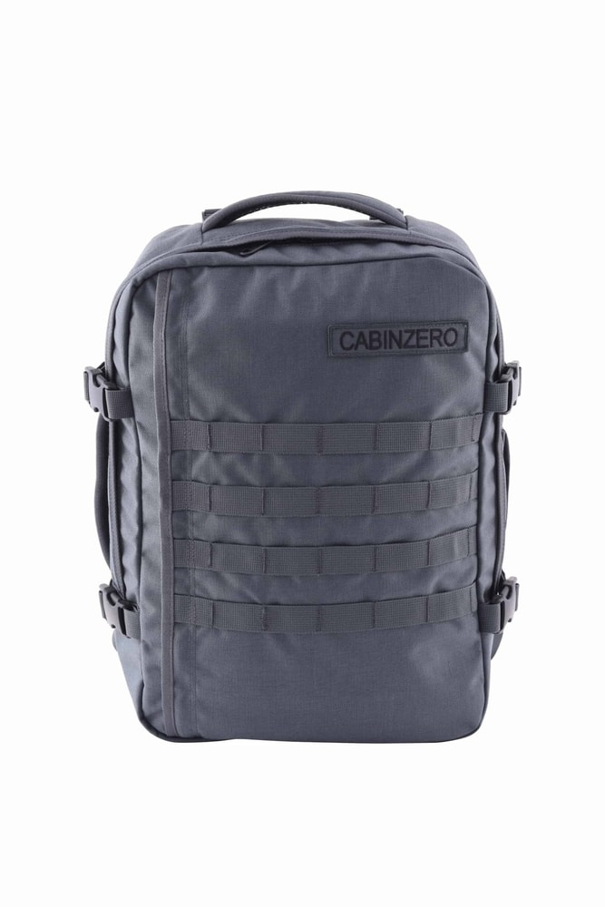 48ee780afc CabinZero Palubní batoh Military Grey 28 l