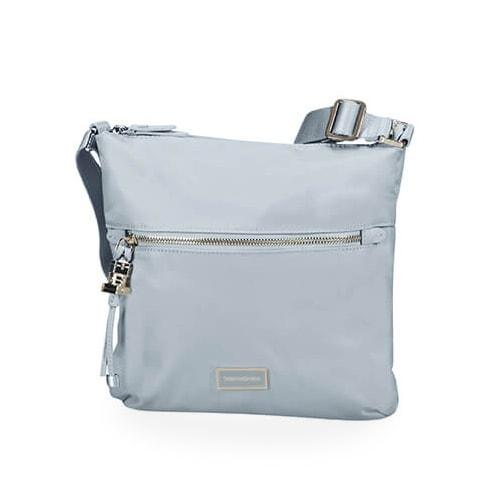 Samsonite Dámská kabelka přes rameno Karissa Crossover 34N - světle modrá