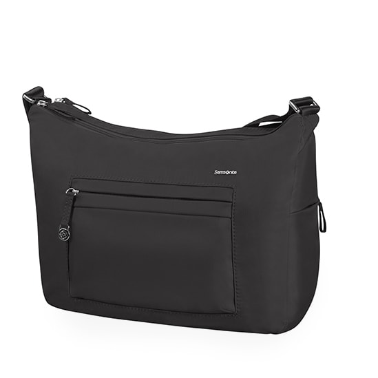 Samsonite Dámská crossbody kabelka Move 2.0 Hobo Bag M 88D - černá