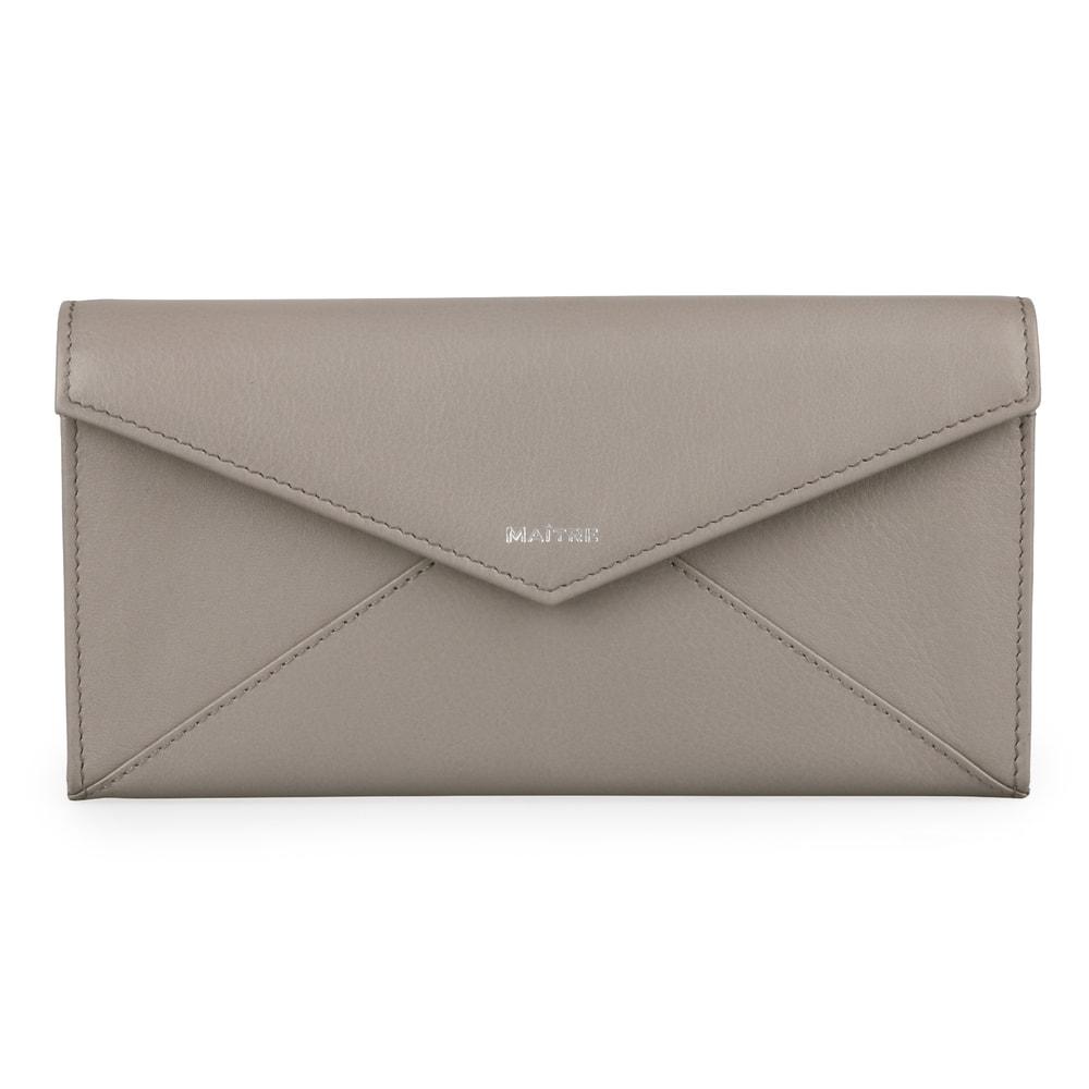 Maitre Dámská kožená peněženka Kulz Diedburg 4060001560 - světle šedá