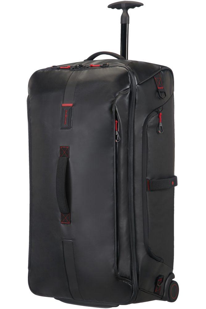 Samsonite Cestovní taška na kolečkách Paradiver Light 121,5 l - černá