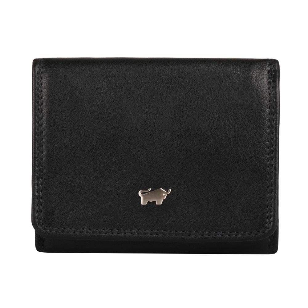 Braun Büffel Dámská kožená peněženka Golf 2.0 90112-051 - černá