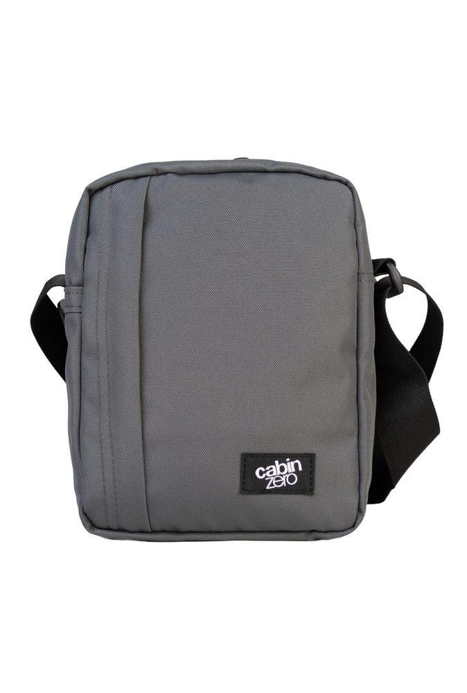 CabinZero Crossbody taška Sidekick Original Grey 3 l
