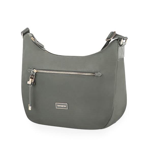 Samsonite Dámská kabelka přes rameno Karissa Hobo Bag 34N - zelená