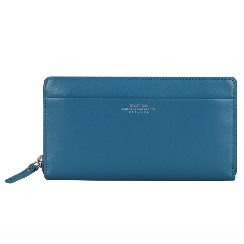 Maitre Dámská kožená peněženka Dietrun 4060001384 - světle modrá