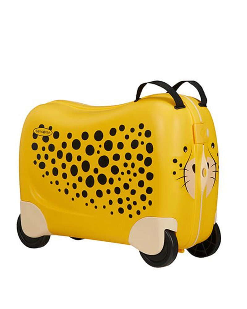 Samsonite Dětský cestovní kufr Dream Rider 25 l - Cheetah C.
