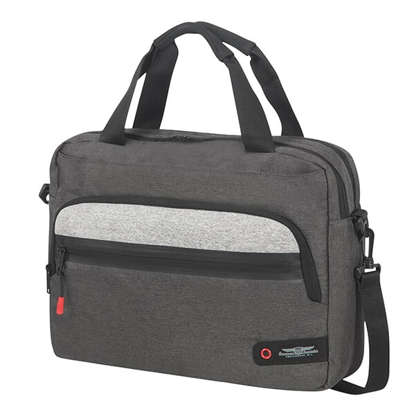 "American Tourister Taška na notebook City Aim 79G 19,5 l 15.6"" - šedá"