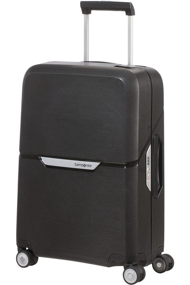 Samsonite Kabinový cestovní kufr Magnum Spinner 38 l - černá
