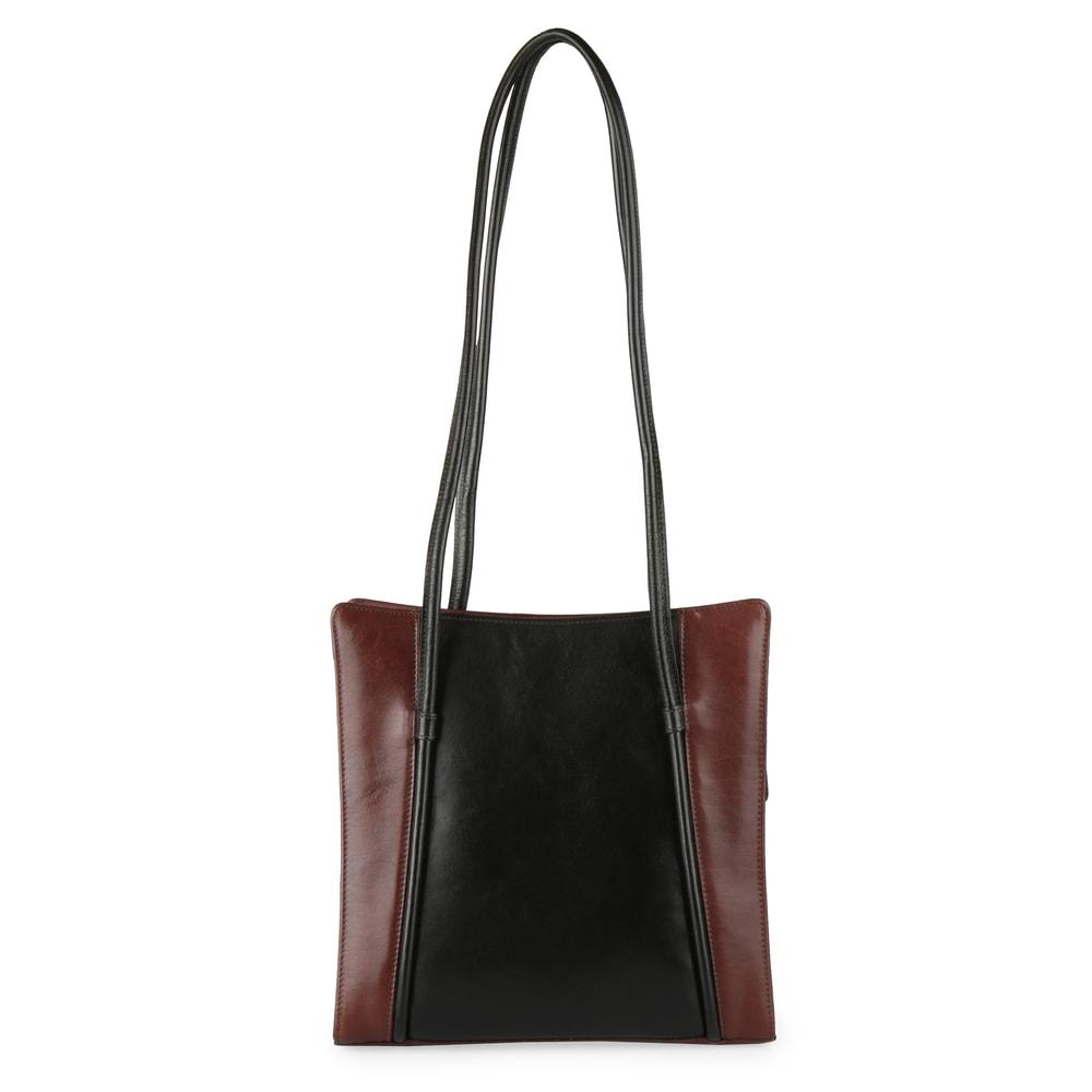 Hajn Dámská kožená kabelka přes rameno 1056015