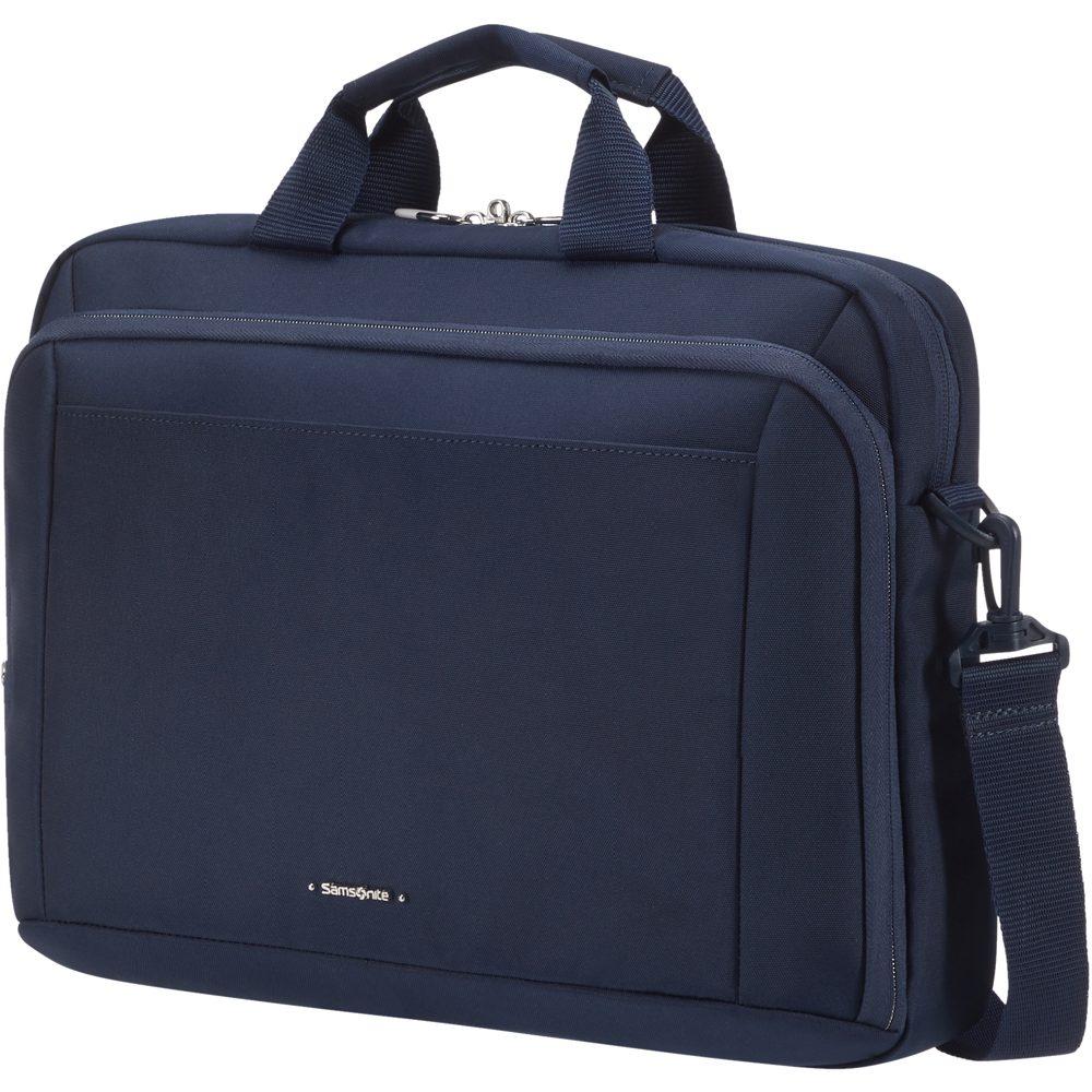 "Samsonite Dámská taška na notebook Guardit Classy 15,6"" - modrá"