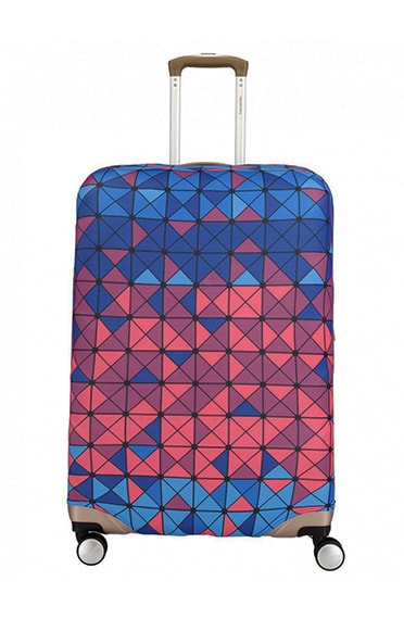 Travelite Ochranný obal na kufr 318 vel. M - multicolor