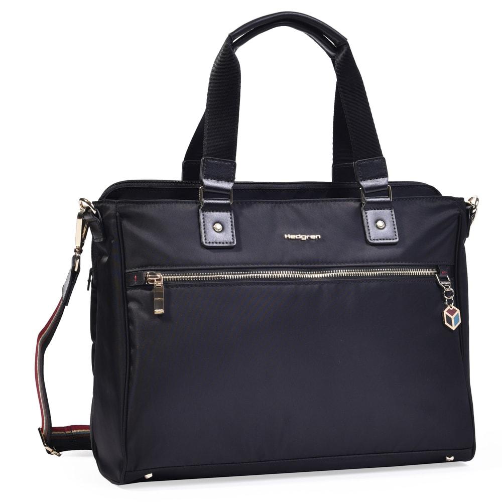 Hedgren Dámská kabelka přes rameno Appeal L 14,1'' HCHMA04L - černá