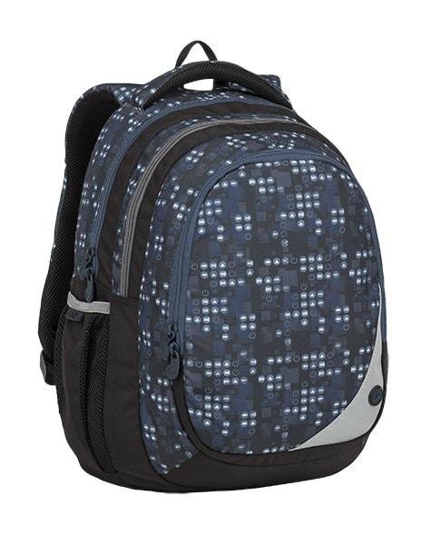 Bagmaster Školní batoh MAXVELL 9 B 24 l